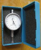 Metrisches Vorwahlknopf-Anzeiger-Vorwahlknopf-Anzeigeinstrument mit Prüfungs-Bescheinigung (mit lugger Rückseite Stahl sollen Plastikkasten)