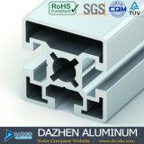 T-Groef X van het aluminium het Profiel van het Aluminium van de Vorm van de Vorm Z met Geanodiseerd Zilver