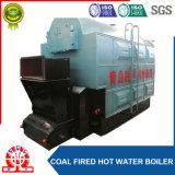 De met kolen gestookte Boiler van het Hete Water voor het Project van Colombia
