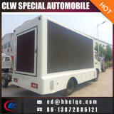 Foton 27m2 Scrolling Publicité Van Mobile Advertising Billboard Truck
