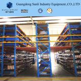 [500كغ/م2] مستودع تخزين فولاذ نصفية من أرضية نظامة صاحب مصنع