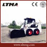 Chargeur de boeuf de dérapage de Ltma Ws65 de marque de la Chine mini à vendre