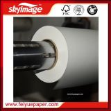 La sublimation 70GSM de roulis enorme jeûnent le papier sec 1.62m avec l'imprimante rapide Mme-JP