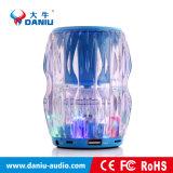 Bester Qualitätsdrahtloser Bluetooth Lautsprecher des Ton-2016 mit Lautsprecher-drahtlosem Lautsprecher Portable Lautsprecher der Farben-LED MP3/MP4