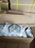 Погиб двери Sh-45-90ad стеклянный расчалка перегородки двойника 90 градусов