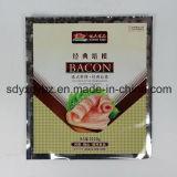 Подгонянный размером плоский мешок пластичный упаковывать для ежедневной еды с SGS одобрил