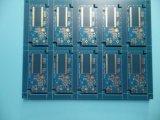 Le double épais électronique de carte de la carte à circuit imprimé 1.10mm d'Assemblée de carte de circuit de carte a dégrossi