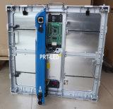 Tela ao ar livre impermeável do diodo emissor de luz P5 com o painel de indicador de 640X640mm
