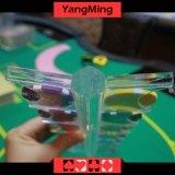 Несущая обломоков казина случая обломоков покера казина акриловая для круглых обломоков 40-42mm
