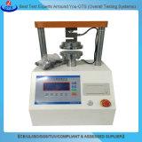Prueba de papel vendedora caliente usada repartiendo el dispositivo de la prueba de fuerza de la presión