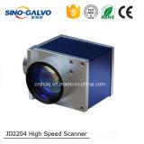 Testa di esplorazione di certificazione Jd2204 del Ce per ampiamente usato in macchina del laser