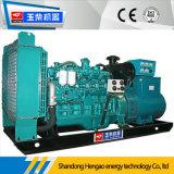 moteur diesel 500kw produisant des jeux avec l'enceinte d'insonorisation