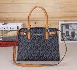 Bolsa de couro da mulher do cadeado do Mk do desenhador de moda do plutônio da alta qualidade