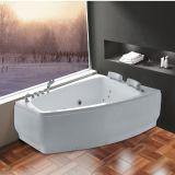 2人のための取り外し可能なパネルが付いている安い新式のマッサージの浴槽