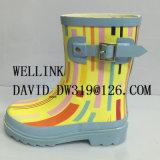 Горячий Rb Rainboot повелительниц типа с декоративной планкой