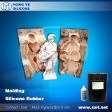 Flüssiger Silikon-Gummi für Statuetten