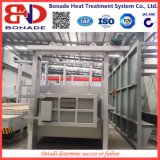 fornace a temperatura elevata dell'alloggiamento 65kw per il trattamento termico