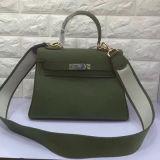 Talla Emg4812 del bolso de hombro de señora Satchels Bags Special de la manera del bolso 3
