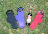 携帯用ワイン袋、赤ワイン、赤ワイン、ネオプレンのワイン袋、ネオプレンのワイン袋