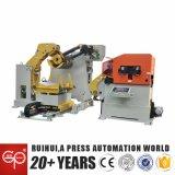 Alimentador automático de la hoja de la bobina con la enderezadora para la línea de la prensa en la fabricación (MAC4-600)