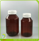 بلاستيكيّة يعبّئ [180مل] محبوبة زجاجة بلاستيكيّة مع نقد أعلى غطاء