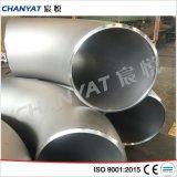 (304N, 304LN, 316N, 316LN, 347LN) codo del acero inoxidable de la Bw-Guarnición A403