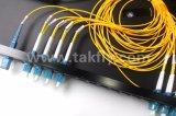 Mini 10/100 Base-TX a 100Base-Fxfiber Optica transmisor-receptor / convertidor de medios Switch / Ethernet