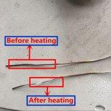 La vernice calda del collegare di vendita rimuove la macchina termica di induzione (JLCG-6)