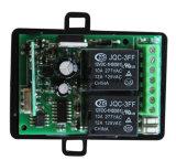 El conjunto teledirigido universal 433MHz puede aprender el código fijo, aprendiendo código y rodando código