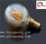 E27 1800k/2200k 90ra 3W G150 LED Kerze-Birne, TUV/UL/GS