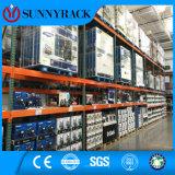Cremalheira de aço personalizada da pálete do armazenamento do Teardrop Q235 do fornecedor de China
