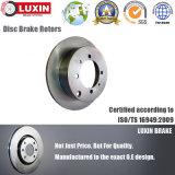 Ts16949によって証明されるブレーキ及びブレーキ部品のディスクブレーキの回転子