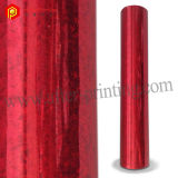 安い品質のファブリックのための熱い押す織物ホイル