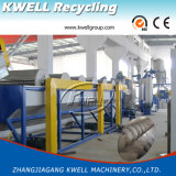 기계를 재생하는 세척 선 또는 플라스틱 재생 기계 또는 플라스틱 병을 분쇄하는 애완 동물 병