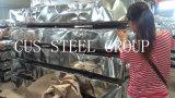 Revestimento de parede de metal galvanizado / chapa de telhado de aço ondulado