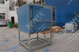 four continu industriel du traitement thermique 1200c