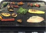 BBQおよび焼けることのための極度の焦げ付き防止の調理のマット
