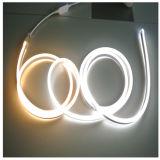 Cabo flexível de néon do diodo emissor de luz de 2 fios para a iluminação da decoração da luz da angra
