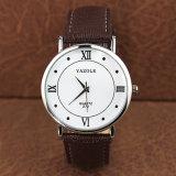 Reloj unisex minimalista de 279 del diseño simple pares del cuarzo barato