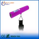 Bunte Digital-Gepäck-Schuppe mit mit Fackel-Schuppe der Taschenlampen-LED
