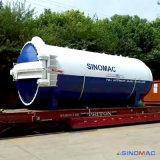 autoclave di vetro di 3000X6000mm per la pianta di produzione di vetro laminato