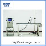 Leadjet 1-4 líneas máquina de la fecha de la impresión de la inyección de tinta