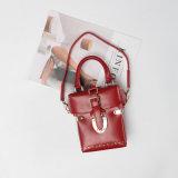 Al90054. Cuoio della mucca del sacchetto di spalla del sacchetto delle donne delle borse del cuoio della borsa di modo delle borse del progettista delle borse della borsa delle signore