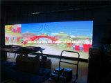 Ultral 빛 & 호리호리한 실내 P3.91 조정 임명 LED 메시지 센터