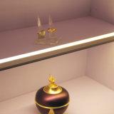 Alloggiamento di alluminio di profilo di stile europeo per l'indicatore luminoso di striscia del LED