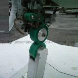 Barraca usada da máquina do anexo da equimose da fita de PVC do ar quente que faz a máquina a máquina sem emenda inflável da selagem
