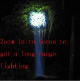 Één LEIDENE van de Helderheid van de Wijze Volledige leiden van het Flitslicht xml-U2