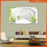 3D красивейший пейзаж Prined на панели стены для домашнего украшения