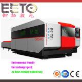 Cortador 700W do laser da folha de metal com estaca de alta velocidade (0 - 18m/min)