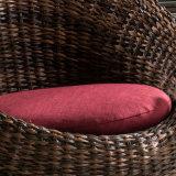 自然な藤の家具の現代余暇の椅子の余暇のソファー304-1